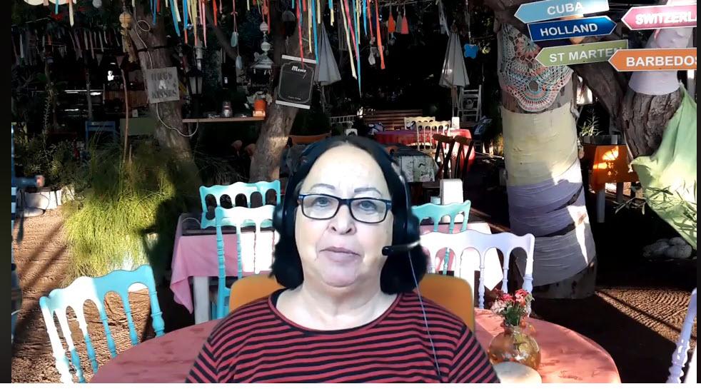 Virtueller Hintergrund für Videos und Live-Online-Seminare