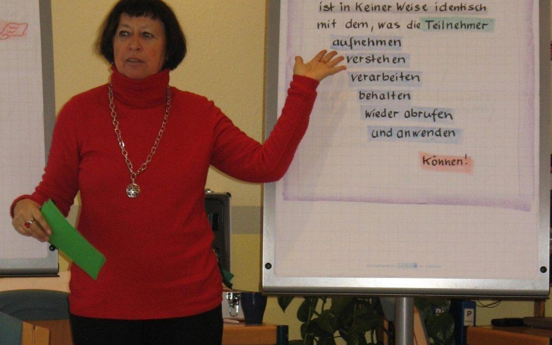 Aktivierende Methoden bei Vorträgen