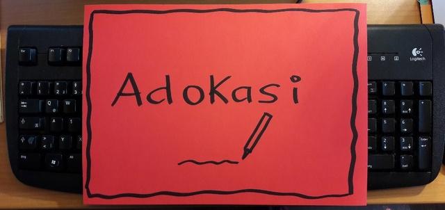 Adokasi – eine kreative Schreibübung zu zweit