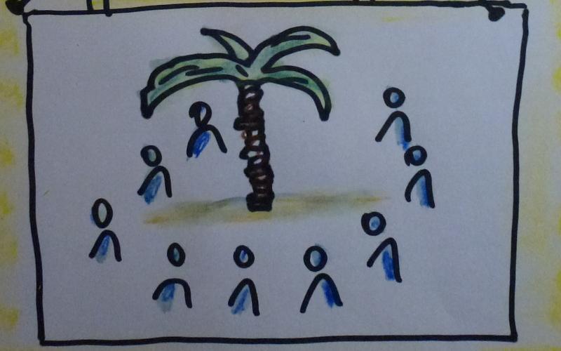 Übungsgruppen und Erfolgsteams in Online-Seminaren