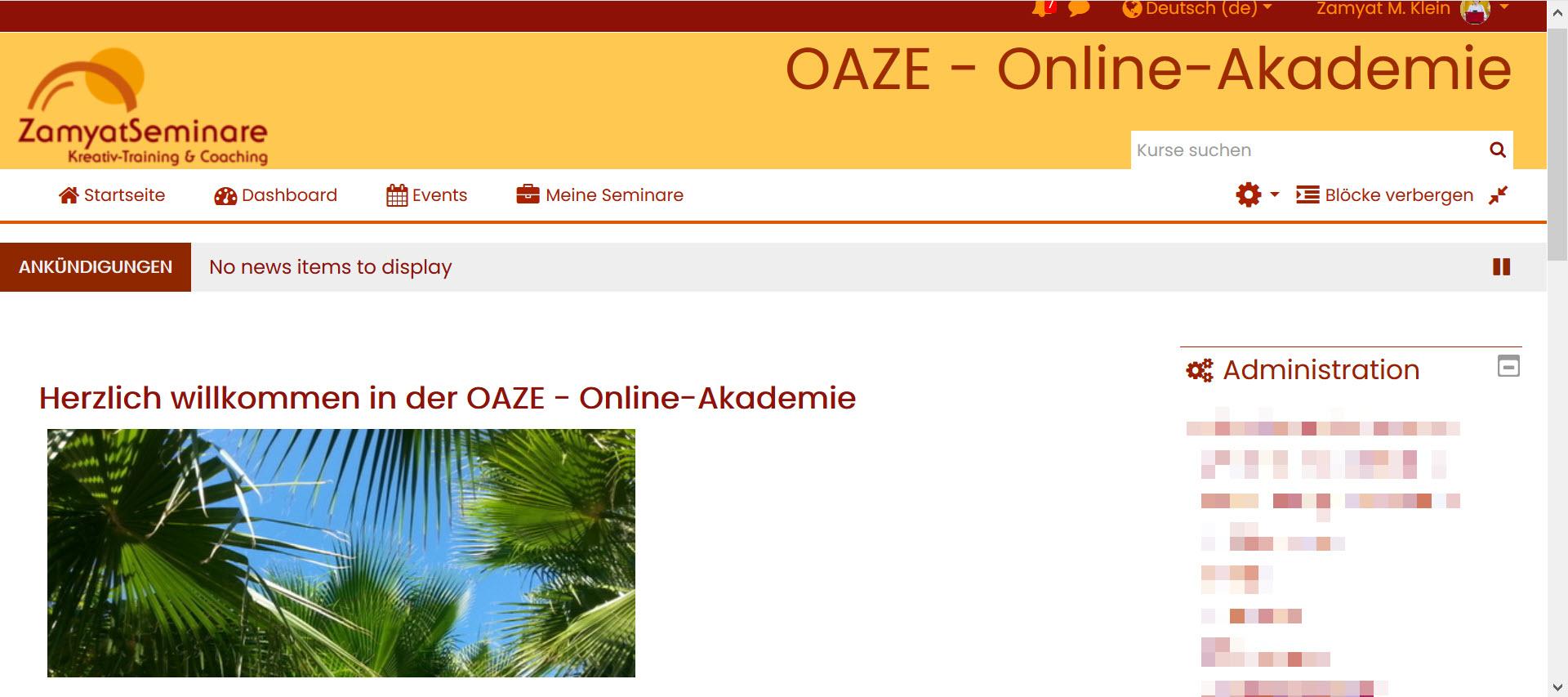 Online-Arbeiten in einem Forum oder LMS (Lern-Management-System)