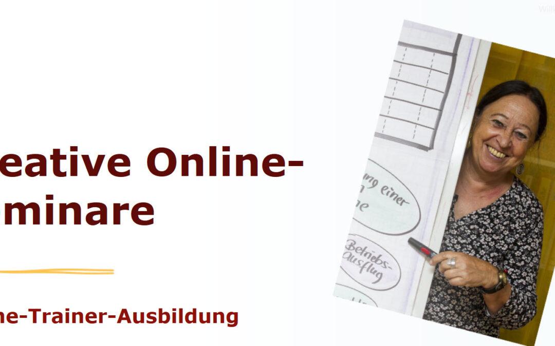 Online-Seminar oder Online-Kurs?